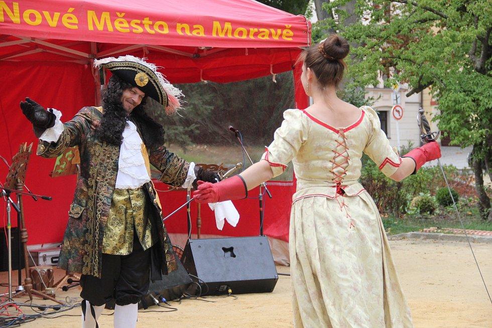 Oslava patrona českých zemí bývá vždy zdrojem zábavy pro malé i velké.