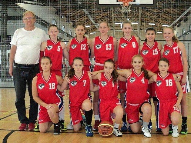 Mladé košíkářky Žďáru si zahrají extraligu