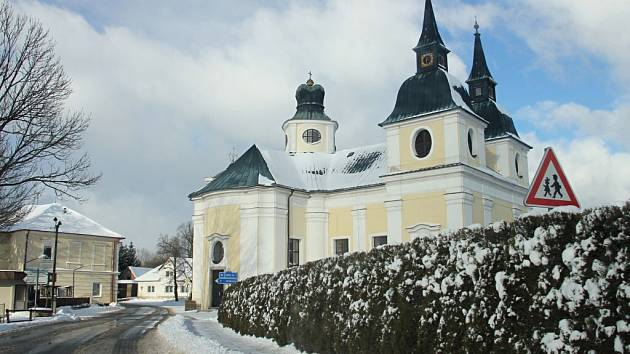 Kostel sv. Václava ve Zvoli požehnal v roce 1717 opat Vejmluva. Ke slavnostnímu vysvěcení došlo roku 1722.