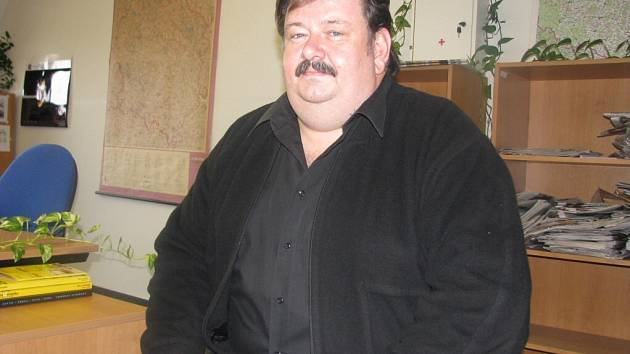 Kandidát do Senátu Jiří Nekovář.