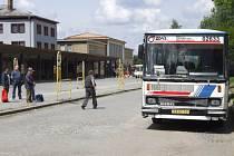 Kvůli další objížďce budou mít některé autobusové linky zpoždění.