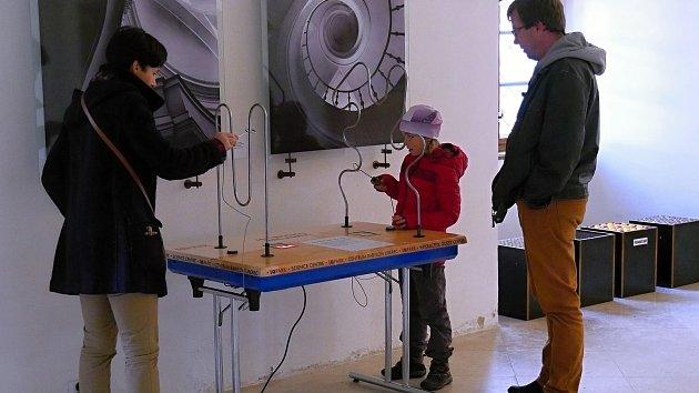 Nová interaktivní výstava v konventu žďárského zámku