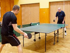 O uplynulém víkendu se v Bohdalci konal tradiční Mikulášský turnaj ve stolním tenisu hráčů Vesnické ligy a okresního přeboru.