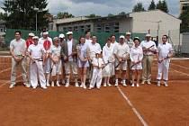013 - druhý ročník retro turnaje.