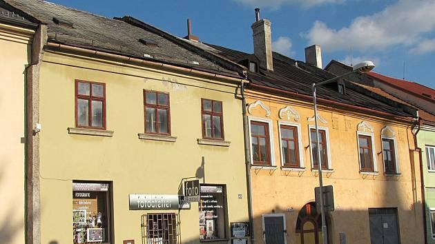 Někdejší židovské kondominium v ulici Novosady bylo prohlášeno novou kulturní památkou.
