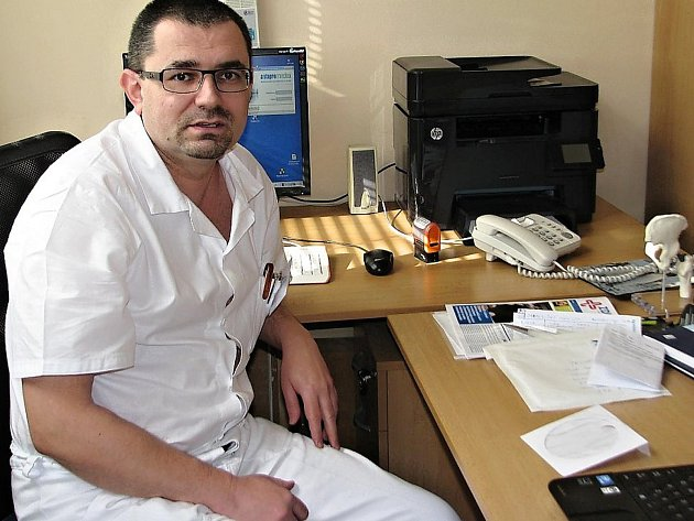 Primář ortopedie je čestným členem slovenské společnosti