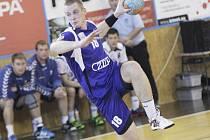 Gabriel Hricišon na podzim oblékal novoveselský dres. Jaro už slovenský házenkář strávil v Karviné.