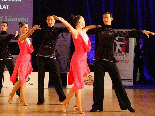Taneční sdružení Smyk ze Žďáru nad Sázavou vystoupilo na mistrovství České republiky v Ústí nad Labem. V kategorii formace bylo nominováno na mistrovství světa, které se uskuteční 6. prosince v německých Brémách.