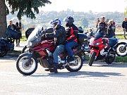 Svatováclavské setkání motorkářů ve Velké Bíteši