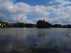 Vodní nádrž města je jenom kousek od centra Žďáru nad Sázavou, a přesto láká v poslední době pytláky. Uhlídat ryby není snadné, pomohou proto i strážníci.