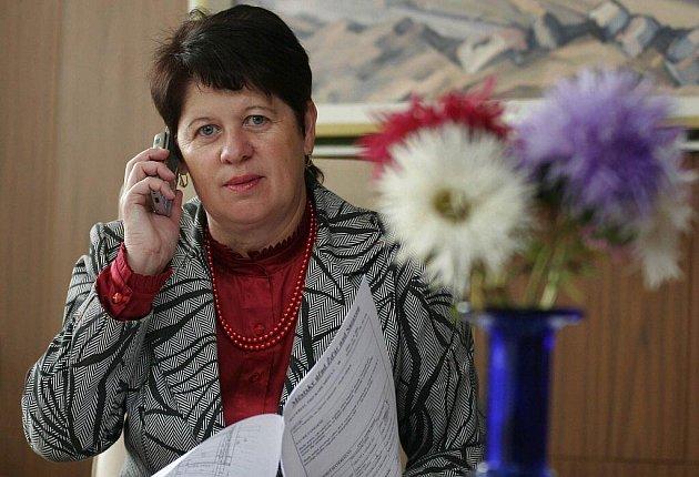 Dagmar Zvěřinová (ČSSD).