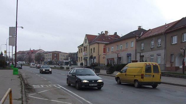 Do budoucna je v plánu i oprava průtahu Žďáru, tedy silnice I/37.