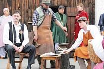Improvizační divadlo bude pro ochotníky z Nového Veselí premiérou. Na jevišti se objeví i diváci.