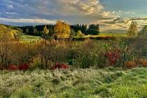 Fotografie z podzimních vycházek přírodou