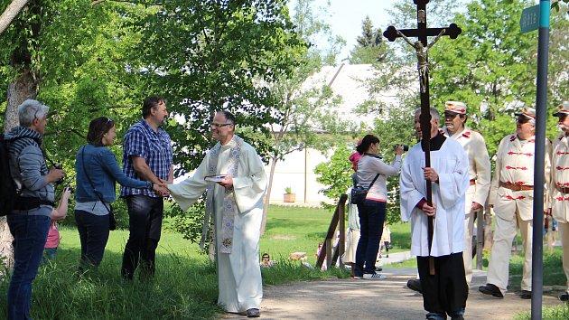 OBRAZEM: Ve Žďáře se po letech konala krojová pouť