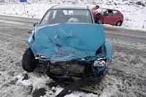 Jeden lidský život si vyžádala prosincová nehoda na Velkomeziříčsku.
