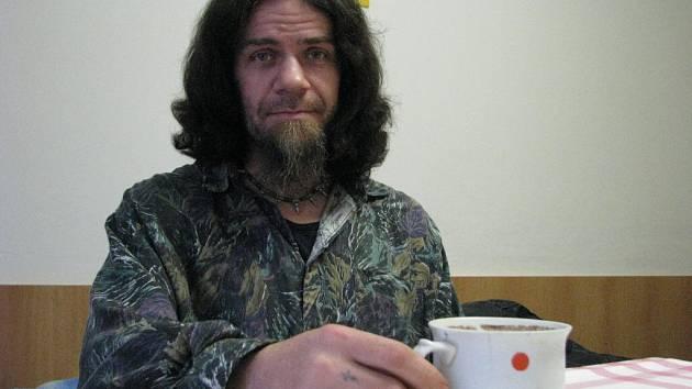Martin Horáček by chtěl cestovat. Jeho snem je podívat se do Skotska a Irska.