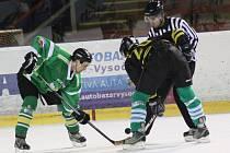 Hokejisté Písečného budou od října nastupovat v Bystřické hokejové lize, kterou vyměnili za konkurenční Vesnickou hokejovou ligu.