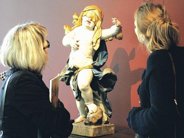 Kraj Vysočina chce zdigitalizovat sbírkové předměty muzeí a galerií. Na Žďársku bude do formátu 3D, či 2D převedeno i Barokní umění ze sbírek Národní galerie ve Žďáře.