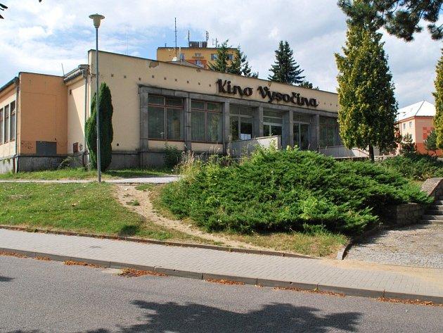 Kino Vysočina.