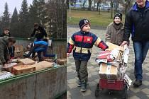Papír na Základní škole Švermova ve Žďáře nad Sázavou sbírají dvakrát ročně. Akce z minulého týdne ale byla nejúspěšnější. Společnými silami se podařilo nashromáždit 19,1 tuny papíru, za něž škola získá devatenáct tisíc korun.