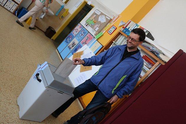 Volby do Evropského parlamentu 2019 v kraji Vysočina