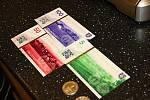 Speciální měna - Křižánecká koruna.