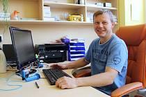 Alergolog a imunolog Petr Machala ordinuje ve Žďáře nad Sázavou v poliklinice, v Chotěboři v M-centru.