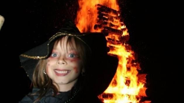Čarodějnice v Habří už pálí nejméně třicet let.