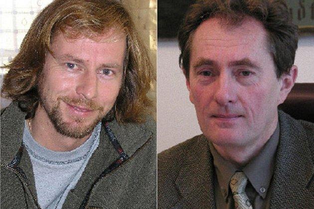 Zdeněk Tomášek a Josef Novotný