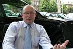 Ivo Strejček v Bruselu strávil deset let.