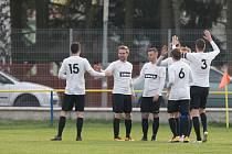 FC Žďas Žďár nad Sázavou. Ilustrační foto.