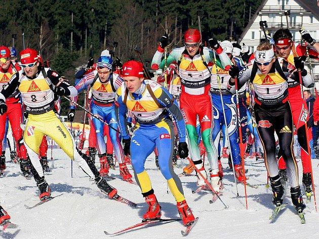 Novoročníé start zajistí v Novém Městě na Moravě IBU Cup. Vysočina tak očekává nápor dobrých biatlonistů.
