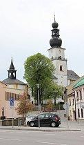 Věž kostela bude naposledy přístupná pro veřejnost