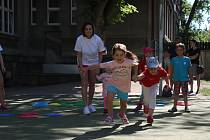 Pro děti je teď důležitý pevný denní řád a maximum pohybu