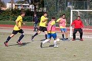 Deset zápasů první ligy uzavřelo podzimní sezonu Žďárské ligy malé kopané.