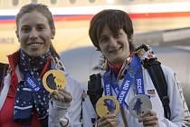 bě české zlaté medaile ze zimních olympijských her v Soči už jsou v Česku.