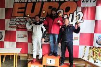 V mezinárodních závodech si Radek Kolbábek z Nedvědice vyjel krásné druhé místo.