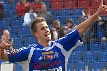Exligový útočník Aleš Chmelíček by měl na jaře oblékat dres divizního Žďáru.