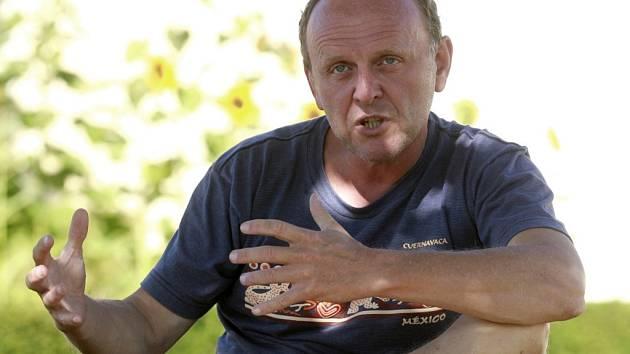 Do Žďáru nad Sázavou ve čtvrtek přijede Jaroslav Dušek. Přiveze s sebou představení Čtyři dohody.