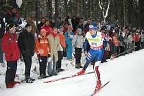 K lyžařským podnikům v Novém Městě patří skvělá divácká odezva. Kateřinu Neumannovou (na snímku) však fanoušci při Tour de Ski již neuvidí.