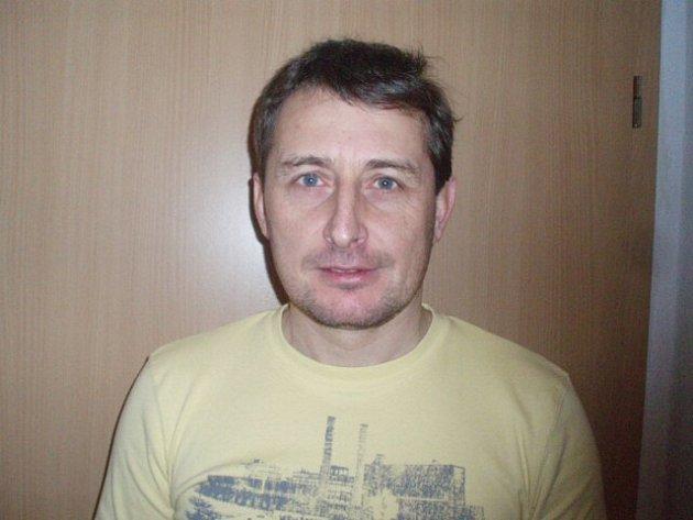 Bývalý reprezentant v běhu na lyžích Jiří Teplý.