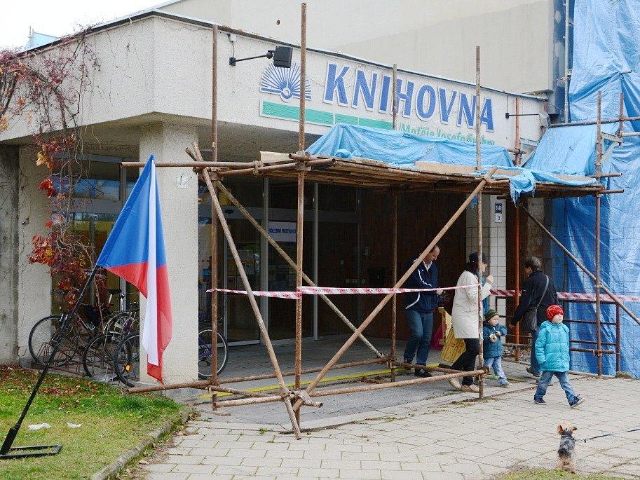 Volby do Poslanecké sněmovny ve Žďáře nad Sázavou.