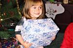 Radost z dárků
