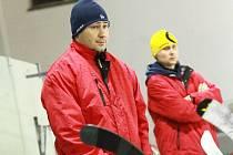 Žďárský kouč Martin Sobotka už přemýšlí, jak bude vypadat jeho tým v příští sezoně.