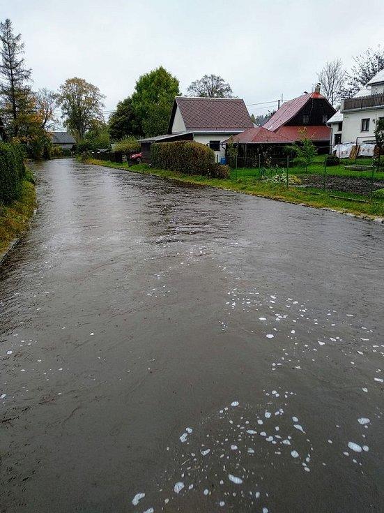 Český Herálec, Vysočina.