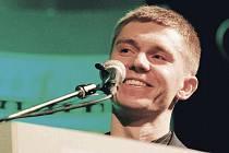 Běžec Lukáš Kourek