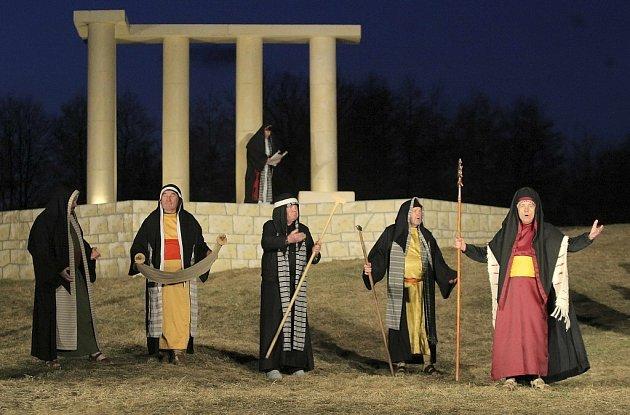 Tradice pašijové hry ve Žďáře nad Sázavou začala v roce 1998. Letos ale akce nebude.