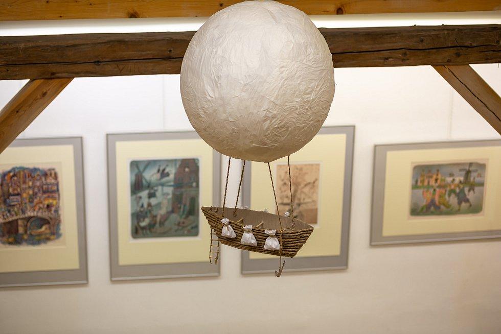 Horácká galerie právě hostí výstavy věnované Bedřichu Rozehnalovi, Adolfu Bornovi a Žďárským vrchům.