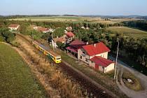 Nejkrásnější nádraží v České republice mají v Rozsochách